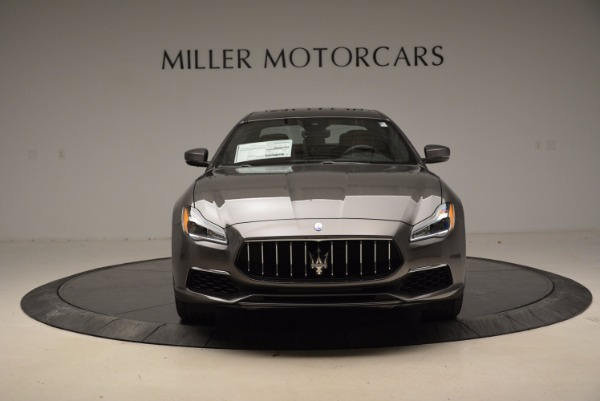 New 2018 Maserati Quattroporte S Q4 GranLusso for sale Sold at Bentley Greenwich in Greenwich CT 06830 13
