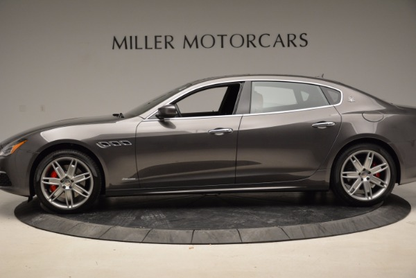 New 2018 Maserati Quattroporte S Q4 GranLusso for sale Sold at Bentley Greenwich in Greenwich CT 06830 3