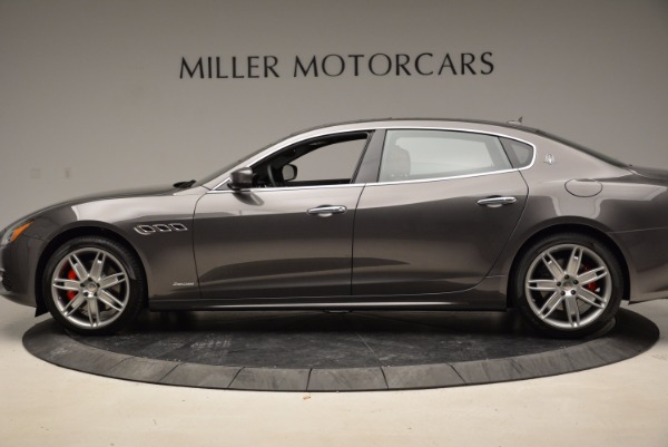 New 2018 Maserati Quattroporte S Q4 GranLusso for sale Sold at Bentley Greenwich in Greenwich CT 06830 4