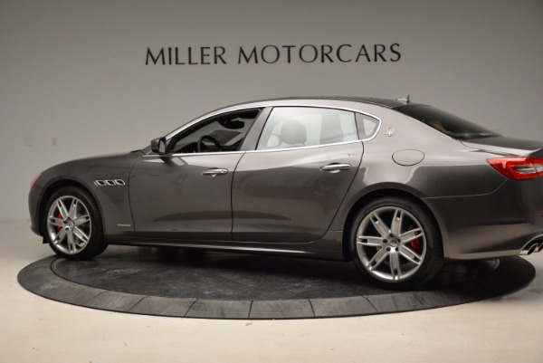 New 2018 Maserati Quattroporte S Q4 GranLusso for sale Sold at Bentley Greenwich in Greenwich CT 06830 5