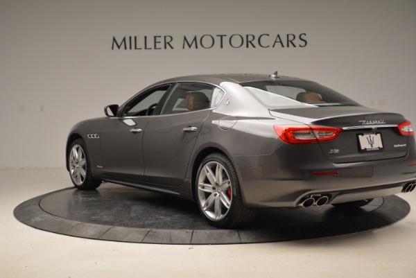 New 2018 Maserati Quattroporte S Q4 GranLusso for sale Sold at Bentley Greenwich in Greenwich CT 06830 6