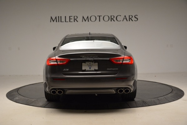 New 2018 Maserati Quattroporte S Q4 GranLusso for sale Sold at Bentley Greenwich in Greenwich CT 06830 7