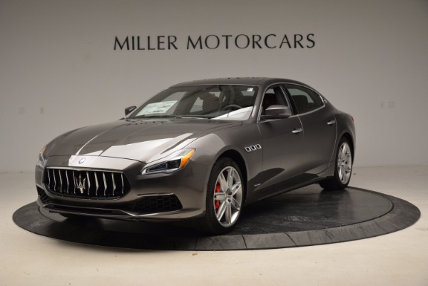 New 2018 Maserati Quattroporte S Q4 GranLusso for sale Sold at Bentley Greenwich in Greenwich CT 06830 1