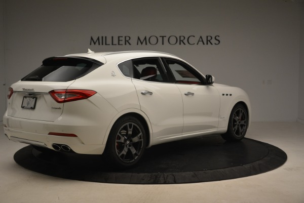 New 2018 Maserati Levante Q4 GranLusso for sale Sold at Bentley Greenwich in Greenwich CT 06830 8