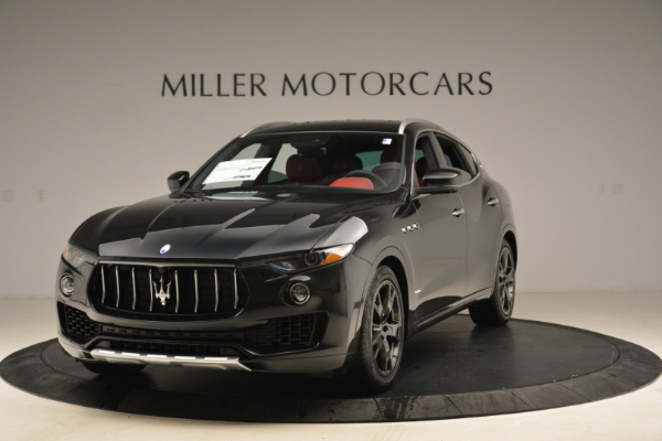 New 2018 Maserati Levante Q4 GranLusso for sale Sold at Bentley Greenwich in Greenwich CT 06830 1