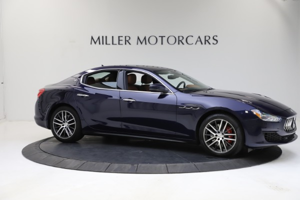 Used 2018 Maserati Ghibli S Q4 for sale $53,900 at Bentley Greenwich in Greenwich CT 06830 10
