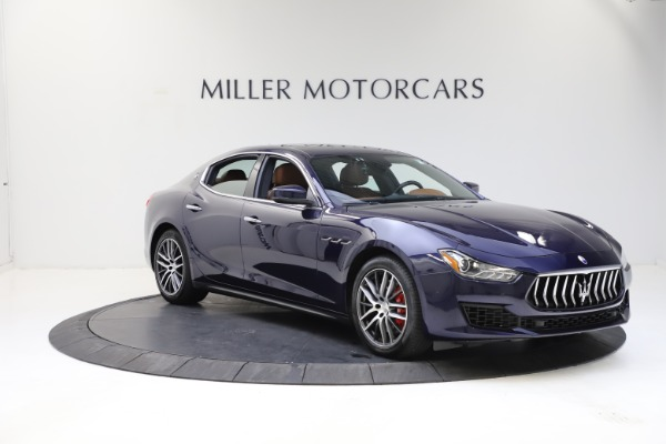 Used 2018 Maserati Ghibli S Q4 for sale $53,900 at Bentley Greenwich in Greenwich CT 06830 11