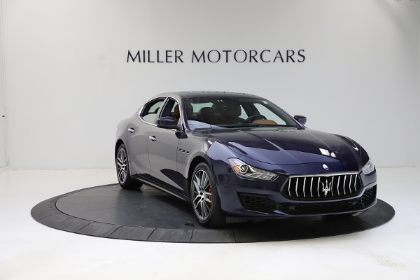 Used 2018 Maserati Ghibli S Q4 for sale $53,900 at Bentley Greenwich in Greenwich CT 06830 12