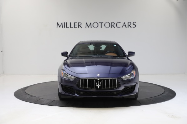 Used 2018 Maserati Ghibli S Q4 for sale $53,900 at Bentley Greenwich in Greenwich CT 06830 13
