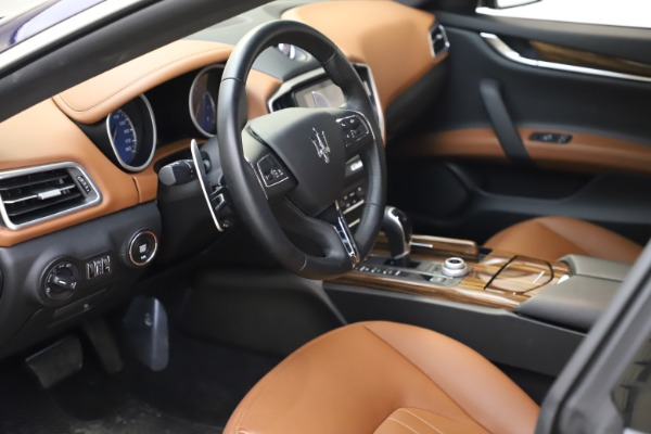 Used 2018 Maserati Ghibli S Q4 for sale $53,900 at Bentley Greenwich in Greenwich CT 06830 14