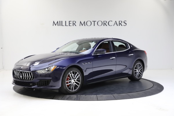 Used 2018 Maserati Ghibli S Q4 for sale $53,900 at Bentley Greenwich in Greenwich CT 06830 2