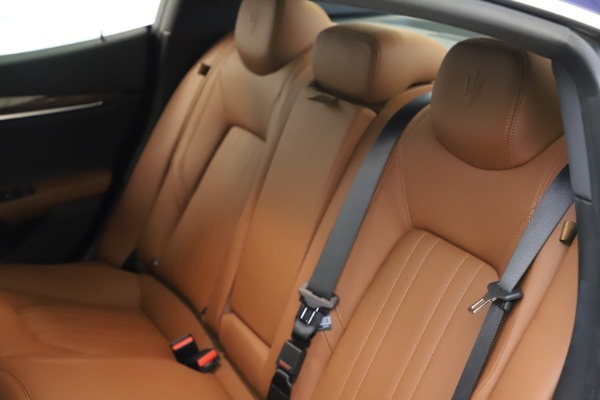 Used 2018 Maserati Ghibli S Q4 for sale $53,900 at Bentley Greenwich in Greenwich CT 06830 20