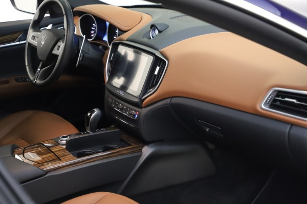 Used 2018 Maserati Ghibli S Q4 for sale $53,900 at Bentley Greenwich in Greenwich CT 06830 22