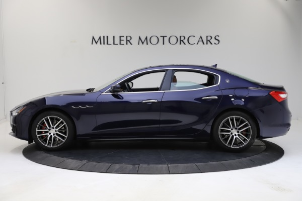 Used 2018 Maserati Ghibli S Q4 for sale $53,900 at Bentley Greenwich in Greenwich CT 06830 3
