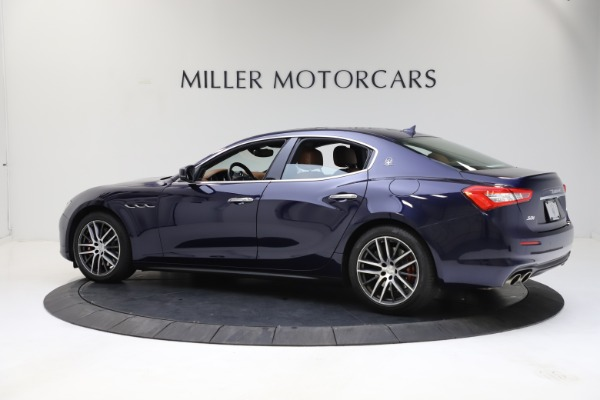 Used 2018 Maserati Ghibli S Q4 for sale $53,900 at Bentley Greenwich in Greenwich CT 06830 4