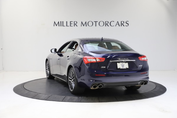 Used 2018 Maserati Ghibli S Q4 for sale $53,900 at Bentley Greenwich in Greenwich CT 06830 5