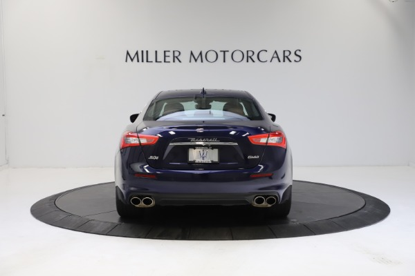 Used 2018 Maserati Ghibli S Q4 for sale $53,900 at Bentley Greenwich in Greenwich CT 06830 6