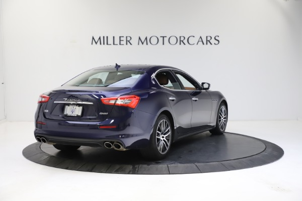 Used 2018 Maserati Ghibli S Q4 for sale $53,900 at Bentley Greenwich in Greenwich CT 06830 7