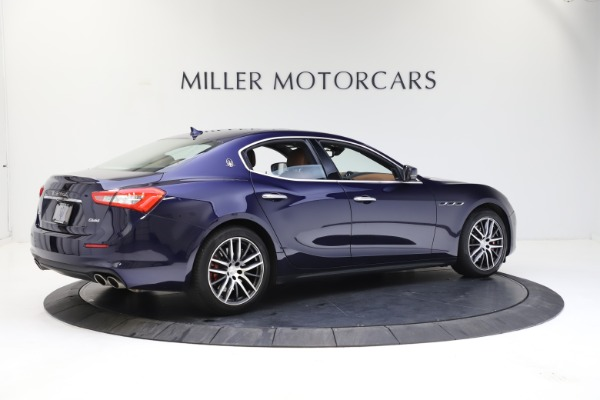 Used 2018 Maserati Ghibli S Q4 for sale $53,900 at Bentley Greenwich in Greenwich CT 06830 8
