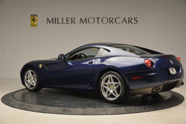 Used 2007 Ferrari 599 GTB Fiorano GTB Fiorano F1 for sale Sold at Bentley Greenwich in Greenwich CT 06830 4