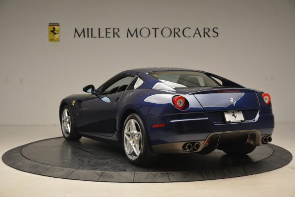 Used 2007 Ferrari 599 GTB Fiorano GTB Fiorano F1 for sale Sold at Bentley Greenwich in Greenwich CT 06830 5