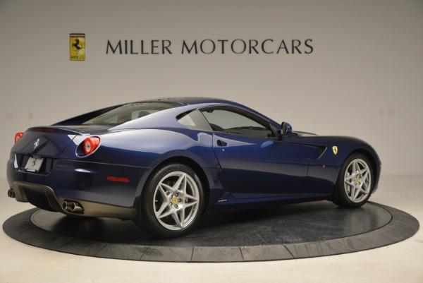 Used 2007 Ferrari 599 GTB Fiorano GTB Fiorano F1 for sale Sold at Bentley Greenwich in Greenwich CT 06830 8