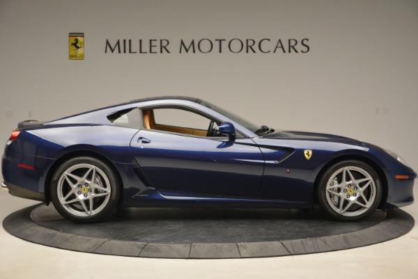Used 2007 Ferrari 599 GTB Fiorano GTB Fiorano F1 for sale Sold at Bentley Greenwich in Greenwich CT 06830 9