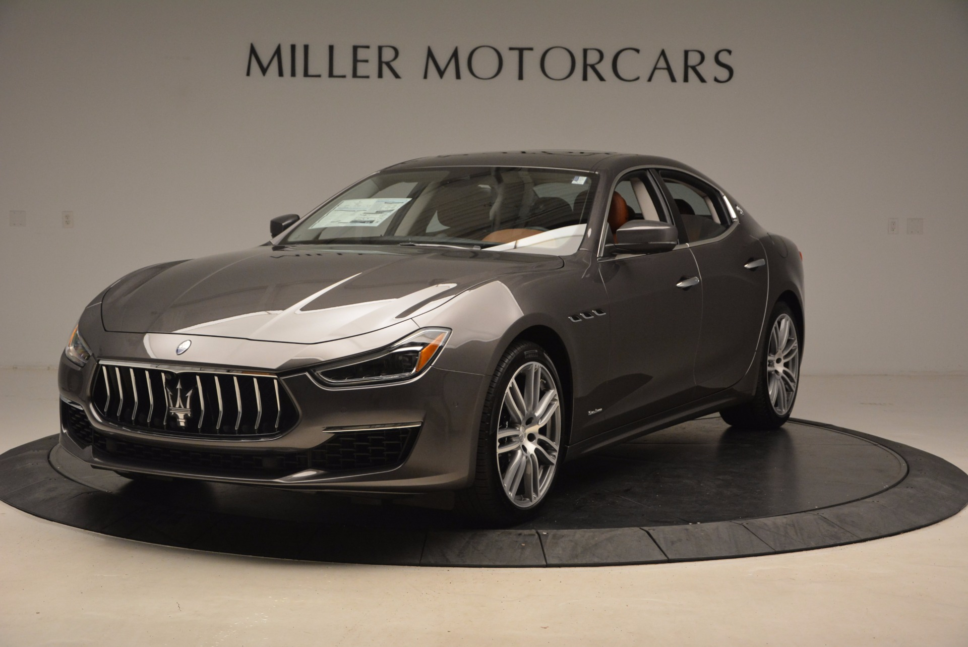 New 2018 Maserati Ghibli S Q4 GranLusso for sale Sold at Bentley Greenwich in Greenwich CT 06830 1