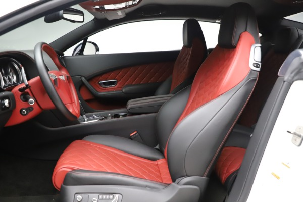 Used 2016 Bentley Continental GT V8 S for sale Sold at Bentley Greenwich in Greenwich CT 06830 18