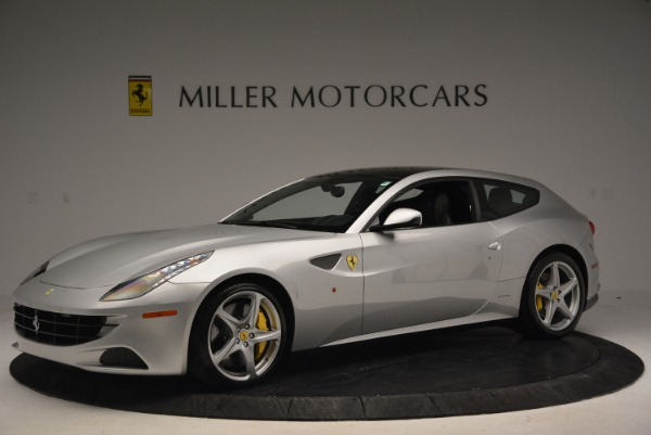 Used 2012 Ferrari FF for sale Sold at Bentley Greenwich in Greenwich CT 06830 2
