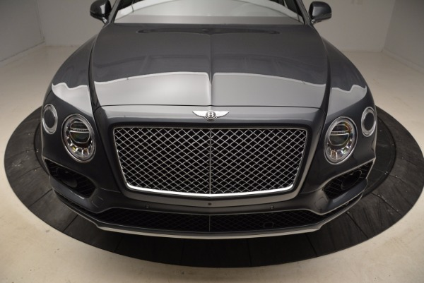Used 2018 Bentley Bentayga W12 Signature for sale Sold at Bentley Greenwich in Greenwich CT 06830 13