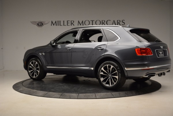 Used 2018 Bentley Bentayga W12 Signature for sale Sold at Bentley Greenwich in Greenwich CT 06830 4