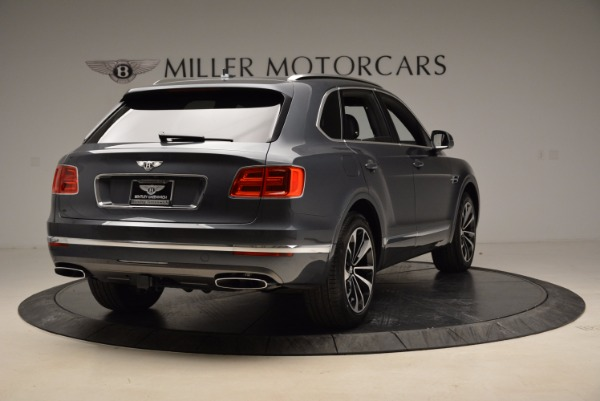 Used 2018 Bentley Bentayga W12 Signature for sale Sold at Bentley Greenwich in Greenwich CT 06830 7