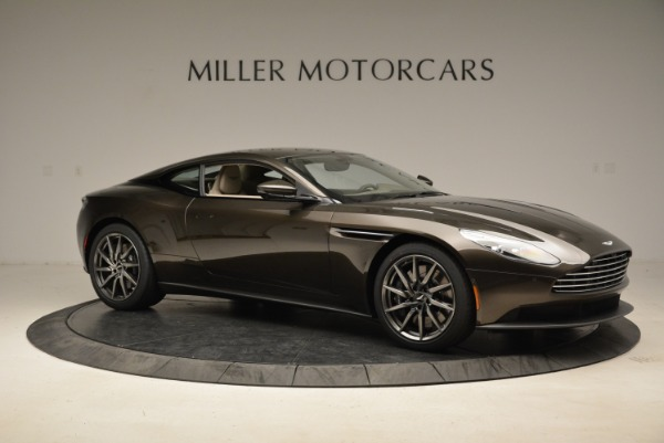 New 2018 Aston Martin DB11 V12 for sale Sold at Bentley Greenwich in Greenwich CT 06830 10