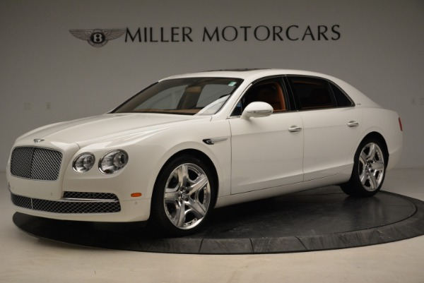Used 2014 Bentley Flying Spur W12 for sale Sold at Bentley Greenwich in Greenwich CT 06830 2
