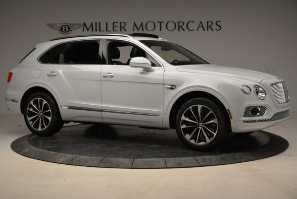 Used 2017 Bentley Bentayga for sale Sold at Bentley Greenwich in Greenwich CT 06830 10