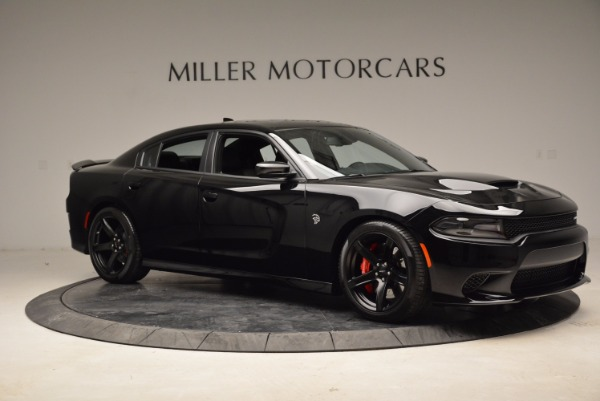 Used 2017 Dodge Charger SRT Hellcat for sale Sold at Bentley Greenwich in Greenwich CT 06830 10