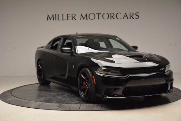 Used 2017 Dodge Charger SRT Hellcat for sale Sold at Bentley Greenwich in Greenwich CT 06830 11