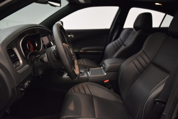 Used 2017 Dodge Charger SRT Hellcat for sale Sold at Bentley Greenwich in Greenwich CT 06830 13