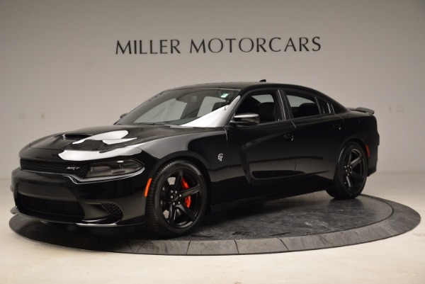 Used 2017 Dodge Charger SRT Hellcat for sale Sold at Bentley Greenwich in Greenwich CT 06830 2