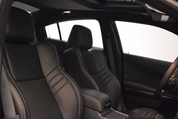 Used 2017 Dodge Charger SRT Hellcat for sale Sold at Bentley Greenwich in Greenwich CT 06830 21