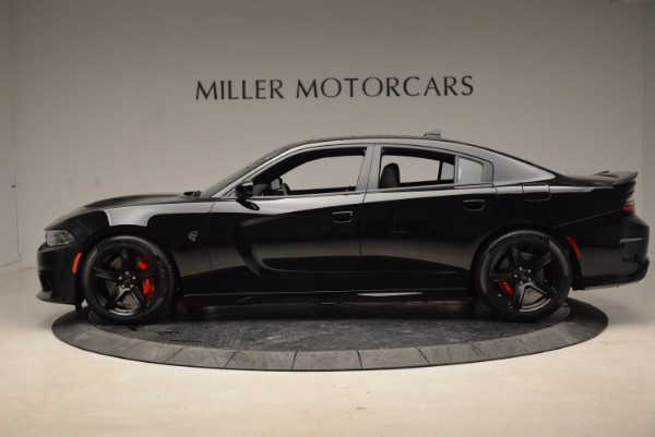 Used 2017 Dodge Charger SRT Hellcat for sale Sold at Bentley Greenwich in Greenwich CT 06830 3