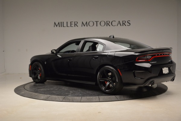 Used 2017 Dodge Charger SRT Hellcat for sale Sold at Bentley Greenwich in Greenwich CT 06830 4