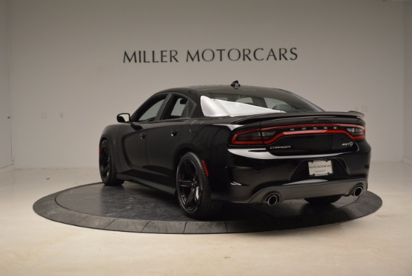 Used 2017 Dodge Charger SRT Hellcat for sale Sold at Bentley Greenwich in Greenwich CT 06830 5
