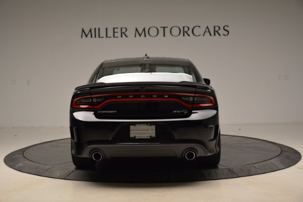 Used 2017 Dodge Charger SRT Hellcat for sale Sold at Bentley Greenwich in Greenwich CT 06830 6