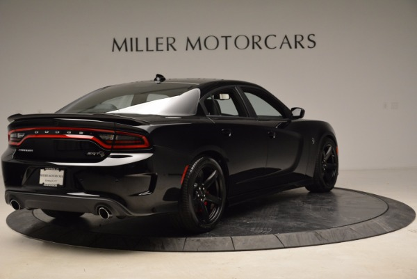 Used 2017 Dodge Charger SRT Hellcat for sale Sold at Bentley Greenwich in Greenwich CT 06830 7