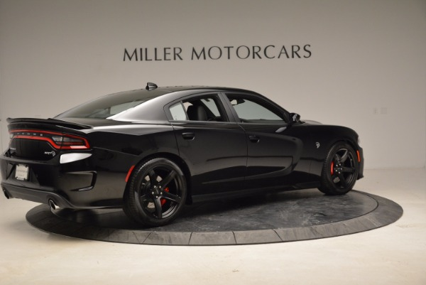 Used 2017 Dodge Charger SRT Hellcat for sale Sold at Bentley Greenwich in Greenwich CT 06830 8