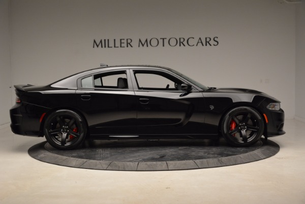 Used 2017 Dodge Charger SRT Hellcat for sale Sold at Bentley Greenwich in Greenwich CT 06830 9