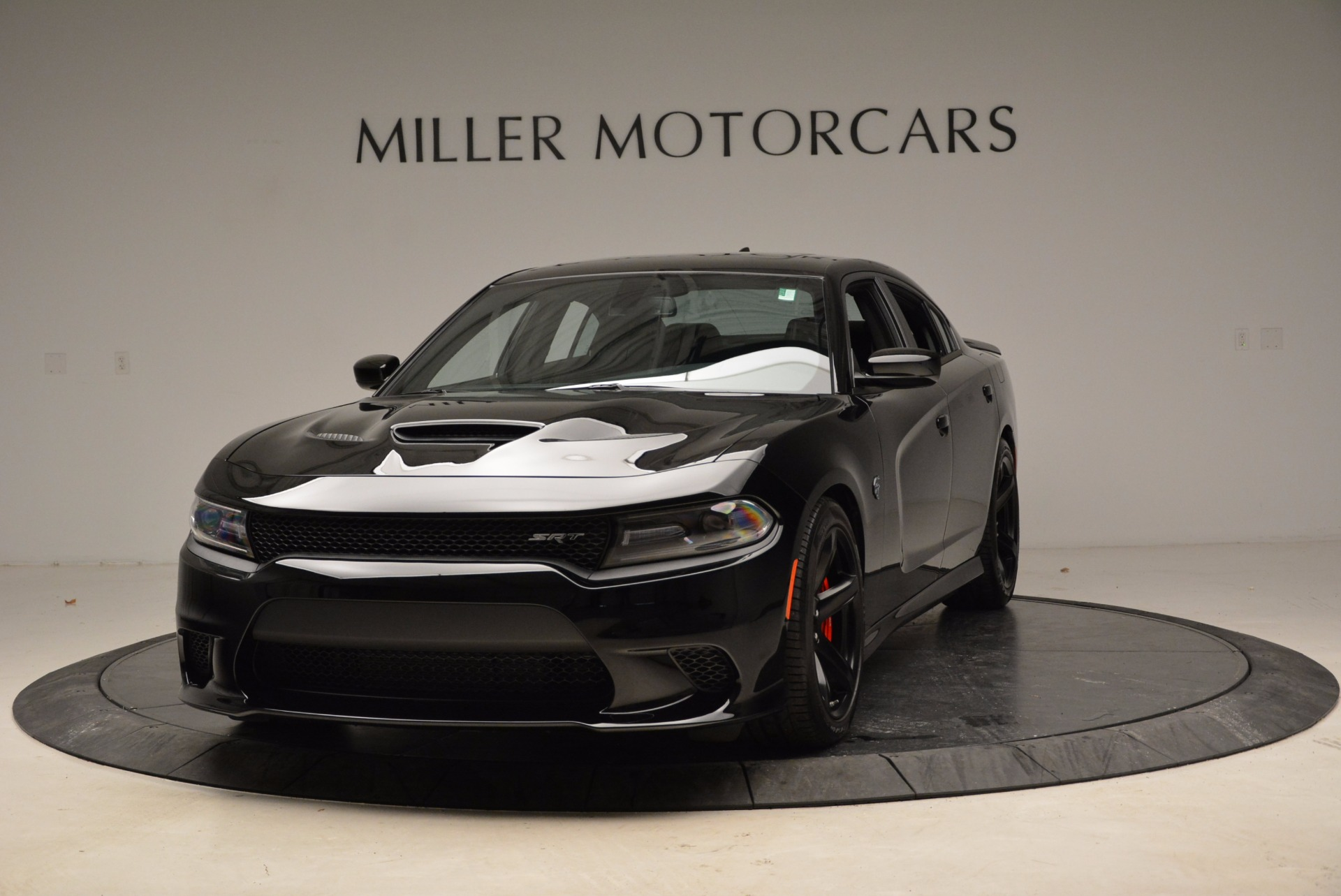 Used 2017 Dodge Charger SRT Hellcat for sale Sold at Bentley Greenwich in Greenwich CT 06830 1