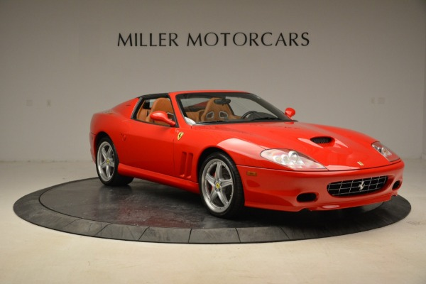 Used 2005 Ferrari Superamerica for sale Sold at Bentley Greenwich in Greenwich CT 06830 10